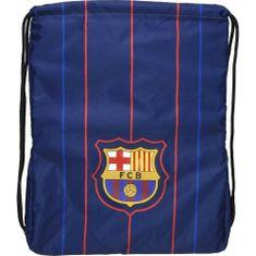 Barcelona FC vrečka za copate, modra