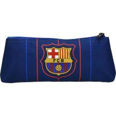 Barcelona FC Base peresnica, ploščata, modra