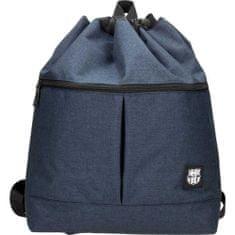 Barcelona FC Premium nahrbtnik, vreča, mornarsko moder