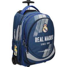 FC Real Madrid Trolley nahrbtnik 1, moder