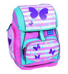 Akta S'Cool set Leptir, torba + pernica + vreća za papuče