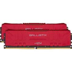 Crucial memorija (RAM), 16 GB (2x8GB), DDR4, 3600 MHz, CL16 (BL2K8G36C16U4R)
