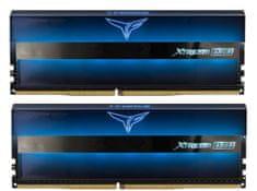 TeamGroup XTREEM ARGB memorija (RAM), 16 GB (2x8GB), DDR4, 3600 MHz, CL18 (TF10D416G3600HC18JDC01)