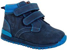 Protetika buty chłopięce Helgen Turquoise 72021