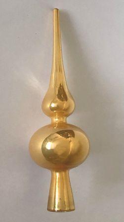 DUE ESSE dekoracja świąteczna, złota masa perłowa
