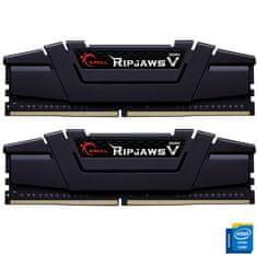 G.Skill Ripjaws V memorija (RAM), DDR4 32 GB (2x16GB), 3600 MHz, CL18 (F4-3600C18D-32GVK)