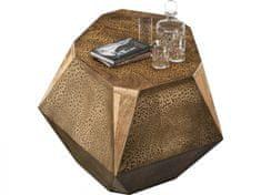 Danish Style Odkladací stolík Roa, 40 cm, hnedá