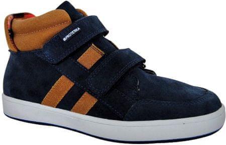 Protetika KURT 72021 egész évben alkalmas fiú cipő, 34, sötétkék