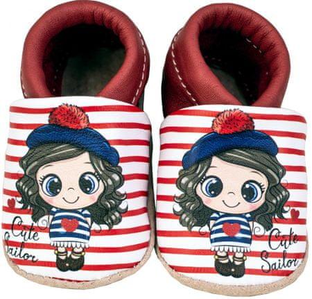 Medico ME 4588 D lány papucs, 23.0, piros