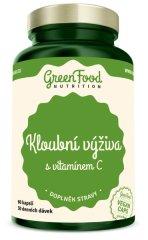 GreenFood Kĺbová výživa s vitamínom C 60kapsúl