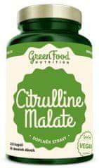GreenFood Citrulline Malate 120kapsúl