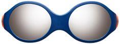 Julbo fiú szemüveg LOOP M SP4 BABY dark blue/neon orange