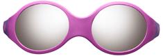 Julbo Loop M SP4 Baby dekliška sončna očala, temno roza-vijolične