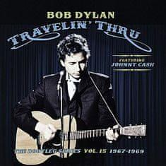 Dylan Bob: Travelin' Thru, 1967 - 1969: The Bootleg Series, Vol. 15 (3x CD) - CD
