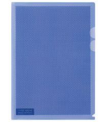 PLUS Obal zakladací A4 / L modrý Camouflage / 5ks