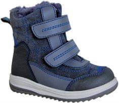Protetika fiú téli cipő LUKY GRIS 72021