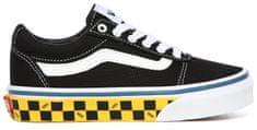 Vans VN0A38J92B31 YT Ward Check Sidewall dječje cipele