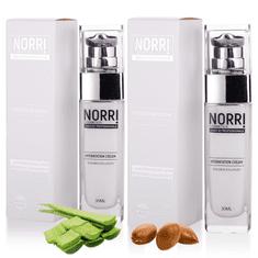 NORRI 2x Hydratation cream