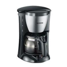 SEVERIN Ekspres do kawy, ok. 650 W, do 4 filiżanek, wskaźnik poziomu wody, Ekspres do kawy, ok. 650 W, do 4 filiżanek, wskaźnik poziomu wody