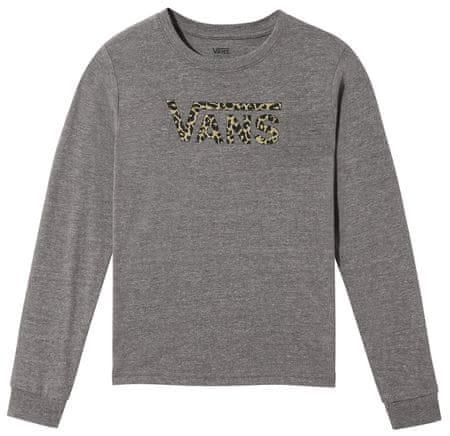Vans koszulka dziecięca GR LEOPARD V Grey Heather 1 szara