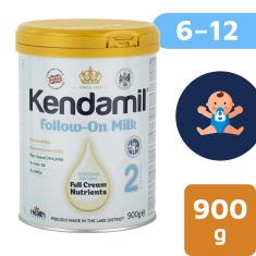 Kendamil pokračovacie mlieko 2 (900 g) nová receptúra