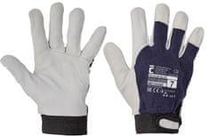 Cerva PELICAN Blue rukavice kombinované