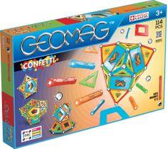 Geomag Confetti 114