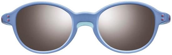 Julbo chlapčenské okuliare FRISBEE SP3+ blue grey/blue mint