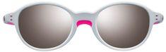 Julbo dívčí brýle FRISBEE SP3+ grey clear/pink fluo