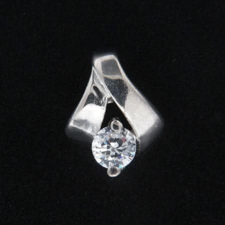 Amiatex Wisiorek srebrny 13904, UNIWERSALNY