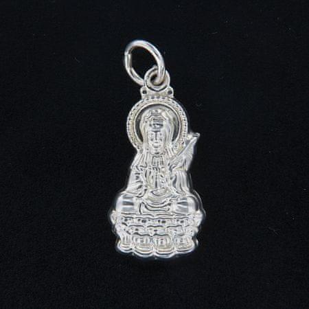 Amiatex Wisiorek srebrny 13905, UNIWERSALNY
