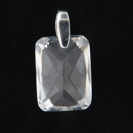 Amiatex Wisiorek srebrny 13953, UNIWERSALNY