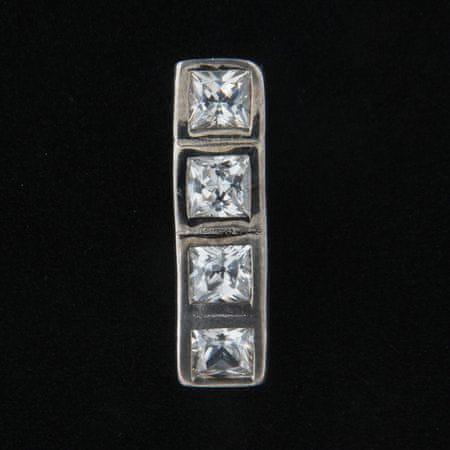 Amiatex Wisiorek srebrny 13985, UNIWERSALNY