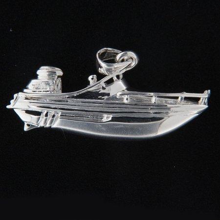 Amiatex Wisiorek srebrny 14029, UNIWERSALNY