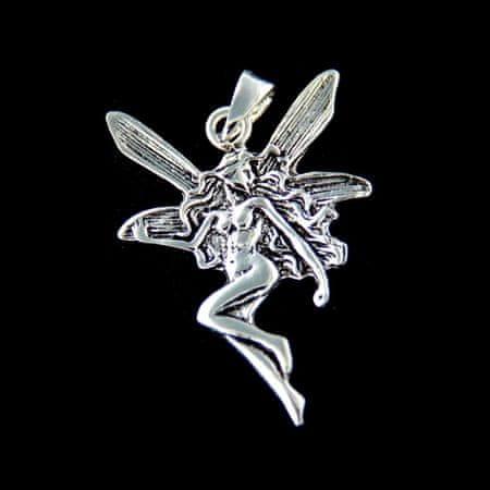 Amiatex Wisiorek srebrny 15348 + Skarpetki Gatta Calzino Strech, UNIWERSALNY