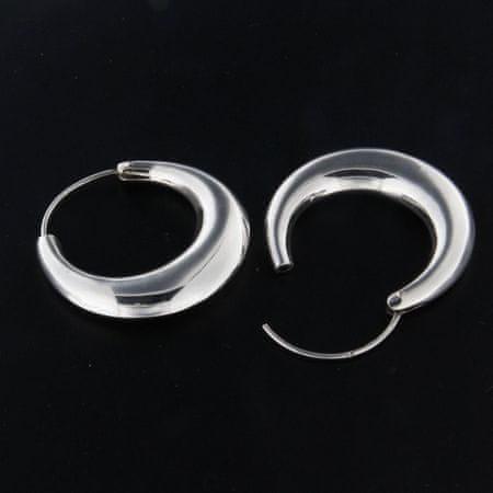 Amiatex Kolczyki srebrne 25961, UNIWERSALNY
