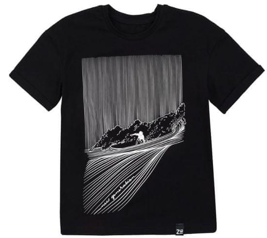 Garnamama chlapčenské tričko 146, čierna