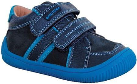 Protetika buty chłopięce flexi barefoot DON 72021 31, ciemnoniebieskie