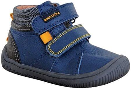 Protetika Fiú flexi barefoot cipő KAPO 72021, 19, sötétkék