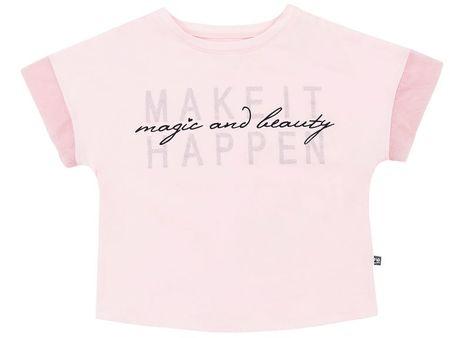Garnamama Lány póló, 134, rózsaszín