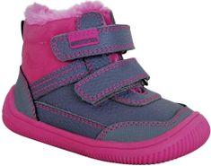 Protetika dívčí flexi barefoot obuv TYREL FUXIA 72021