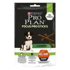 Purina Pro Plan Focus Pro Sticks dla szczeniąt z jagnięciną 8x126 g