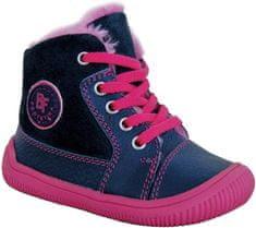Protetika dievčenská flexi barefoot obuv AMIS FUXIA 72021
