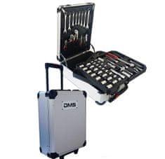 DMS Germany Sada nářadí TWK-729 v hliníkovém kufru - 729 kusů
