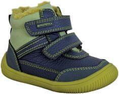 Protetika fiú flexi barefoot cipő TYREL GREEN 72021