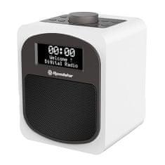 Roadstar DAB + / DAB / FM HOME RADIO, HRA-600D + / WH