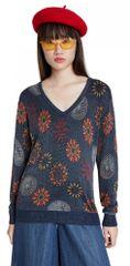 Desigual női pulóver Jers Mesina 20WWJFBB