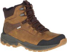Merrell pánská turistická obuv Forestbound Mid WTPF J16495 - zánovní