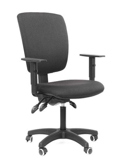 Alba Kancelářská židle Matrix černý