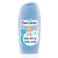 Becutan šampon in kopel 2 v 1, 400 ml